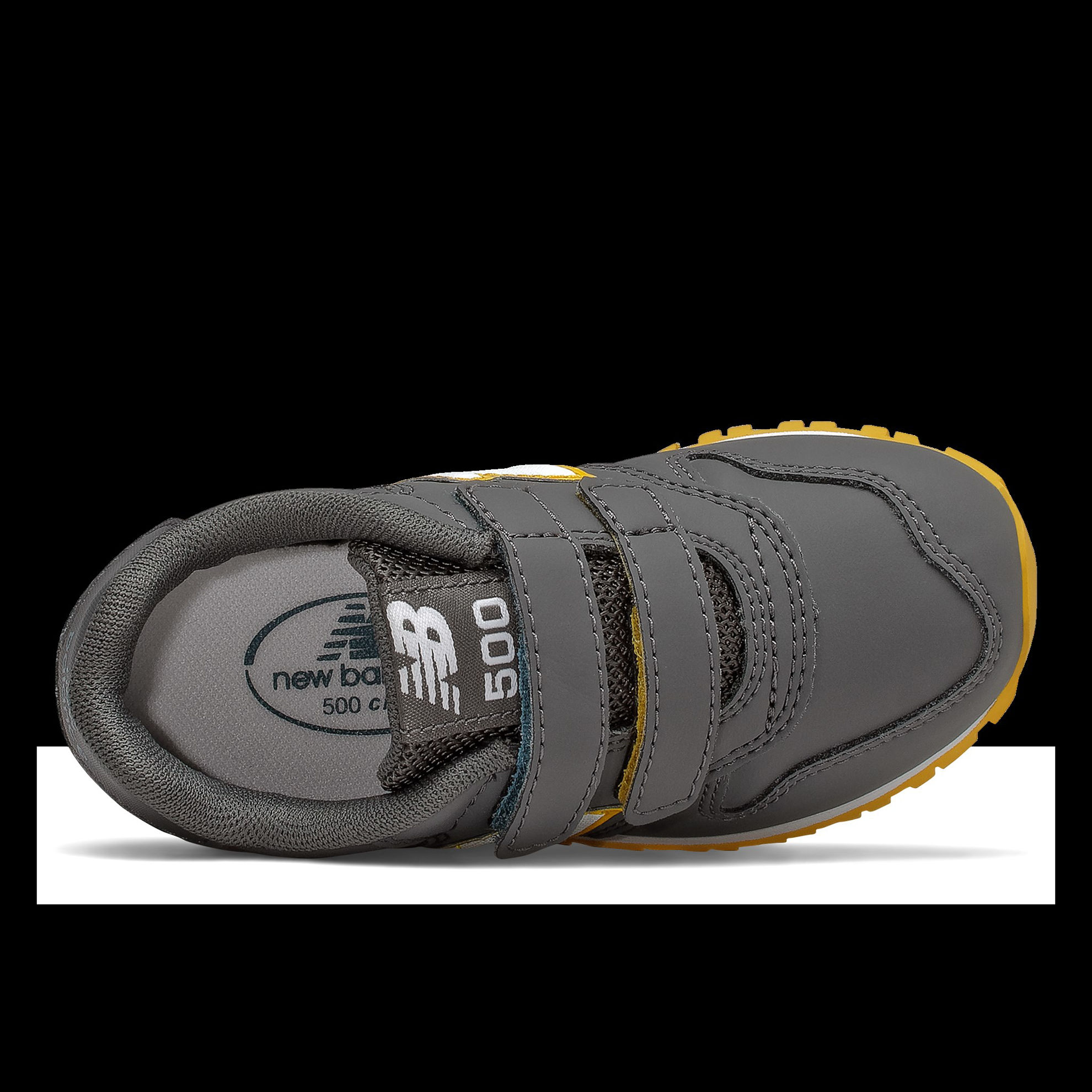 Immagine di SCARPA KIDS LIFESTYLE GREY/YELLOW SYNTHETIC / TEXTILE