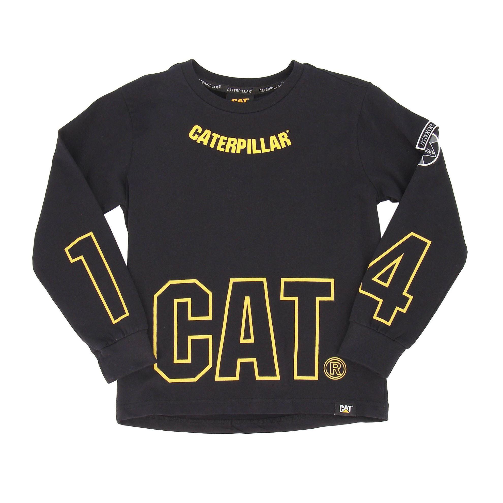 Immagine di CATERPILLAR - BOY TSHIRT MANICA LUNGA CAT GRANDE