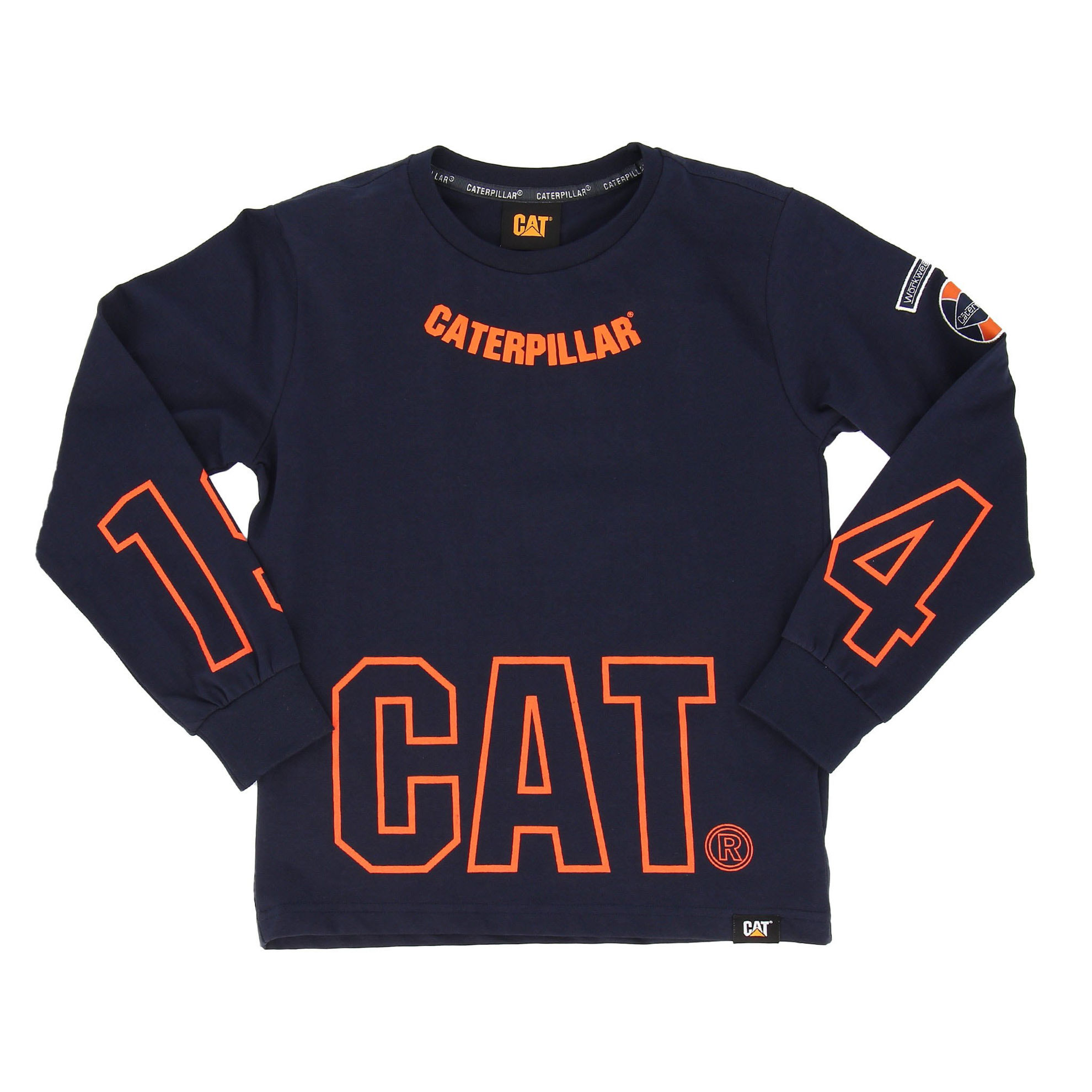 Immagine di CATERPILLAR - BOY TSHIRT MANICA LUNGA CAT GRANDE