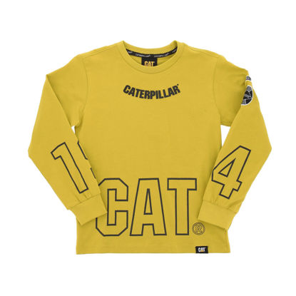 Immagine di BOY TSHIRT ML CAT GRANDE