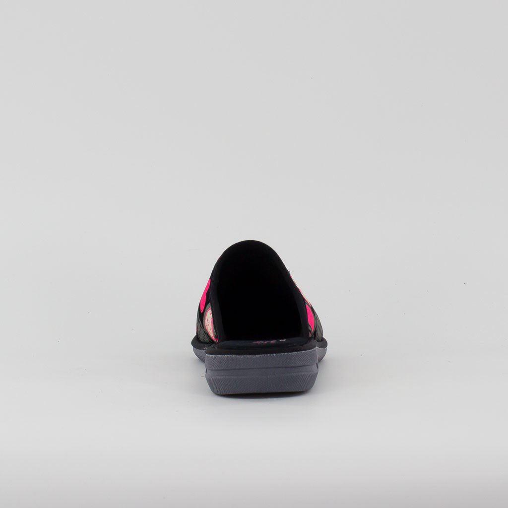 Immagine di LINEA COMODA- Pantofole fantasia cuori, MADE IN ITALY
