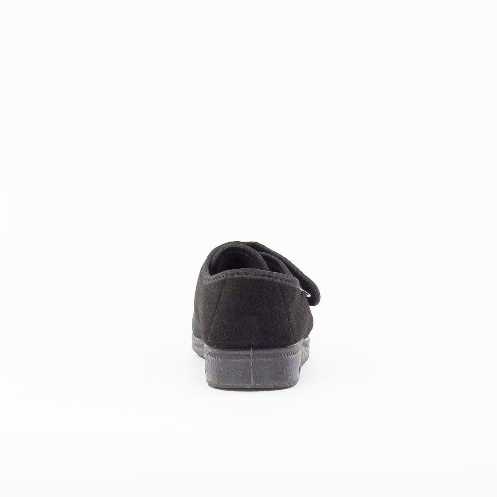 Immagine di EMANUELA- Pantofole con chiusura a strappo, MADE IN ITALY
