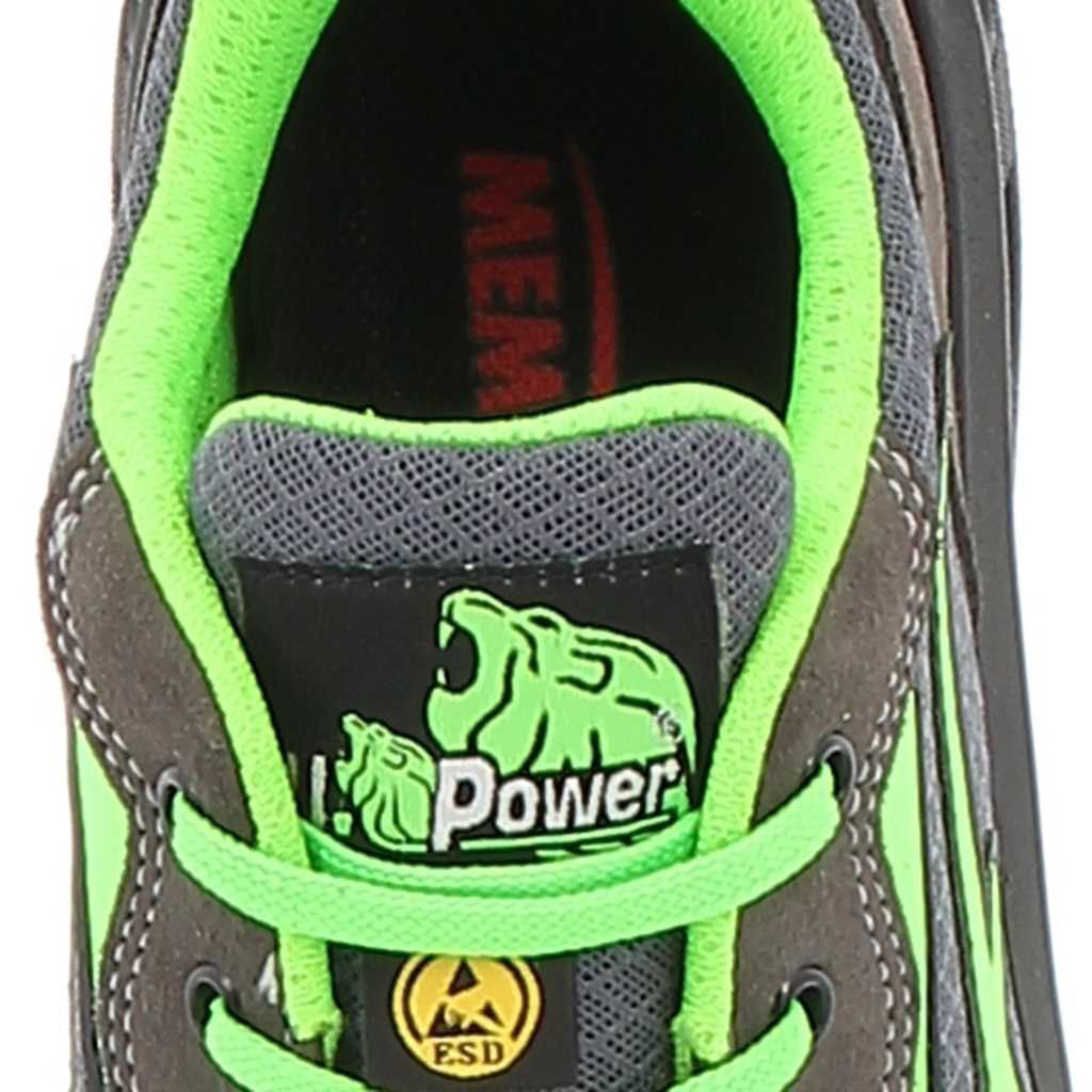 Immagine di U POWER- Scarpe antinfortunistiche POINT ESD S1P SRC