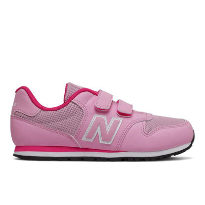 Immagine di NEW BALANCE - SCARPA LIFESTYLE SYN/TEX PS 10%-3 PINK
