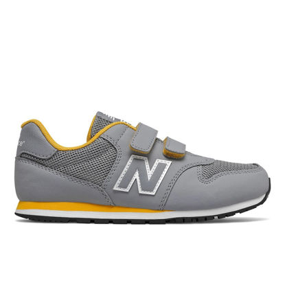 Immagine di NEW BALANCE - SCARPA LIFESTYLE SYN/TEX PS/GS 10%-7 G-Y