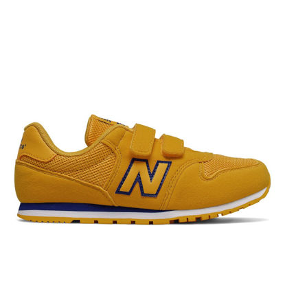 Immagine di NEW BALANCE - SCARPA LIFESTYLE SYN/TEX PS/GS 10%-7 GOL