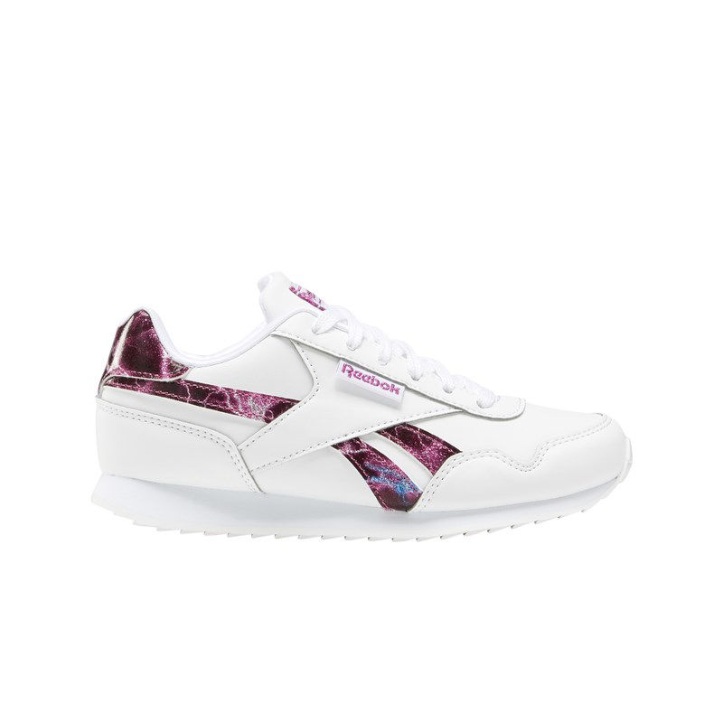 Immagine di REEBOK - SCARPA ROYAL CLJOG 3.0 GS 3%-7 WHITE-PIN