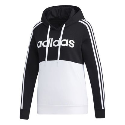 Immagine di ADIDAS - FELPA CON CAPPUCCIO ESSENTIALS COLORBLOCK FLEECE