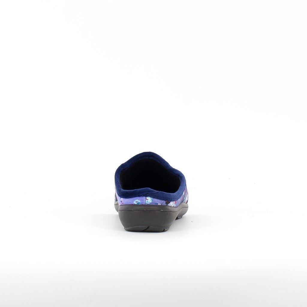 Immagine di BLU STAR- Pantofola con stampa orsetto, MADE IN ITALY