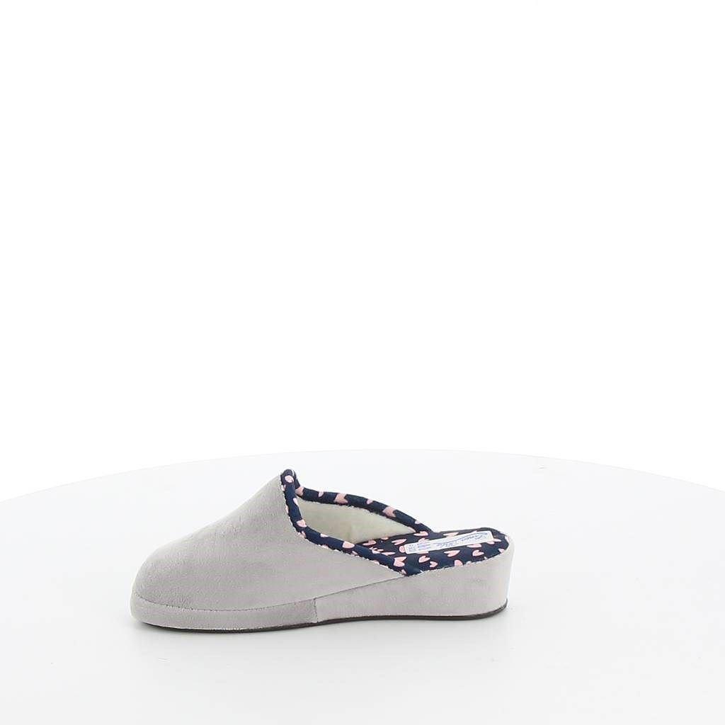 Immagine di LINEA BLU- Pantofole con cuoricino glitterato
