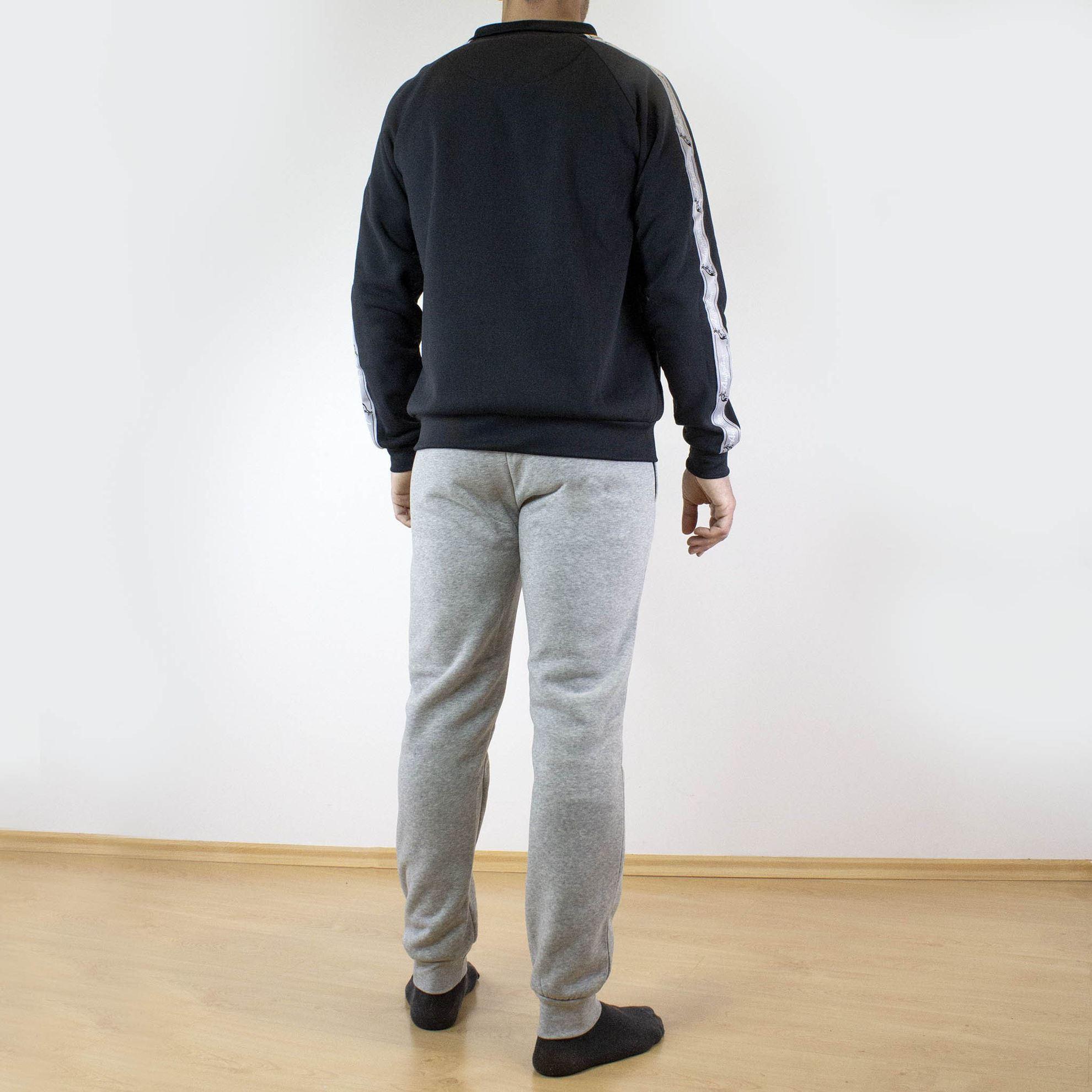 Immagine di AUSTRALIAN HOMEWEAR - UOMO TUTA FELPATA ZIP INTERA HOMEWEAR