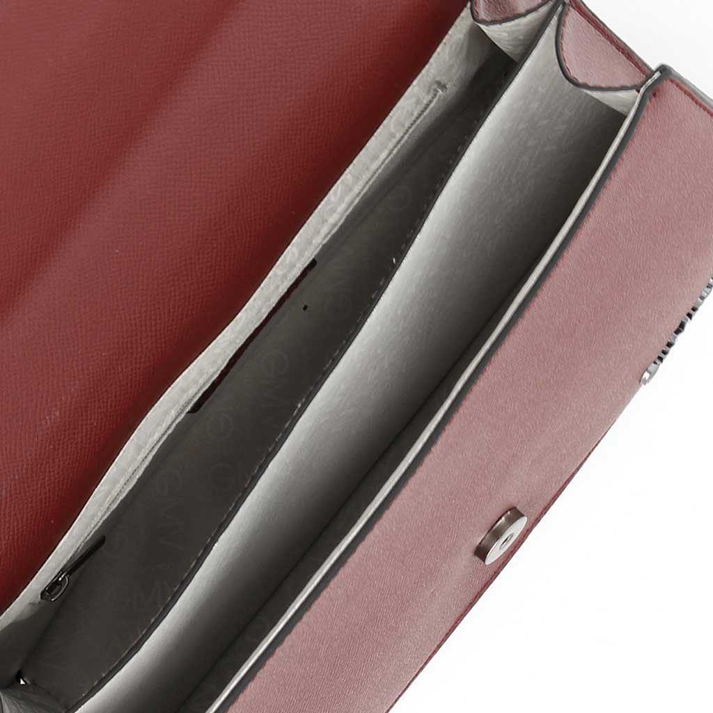 Immagine di GIANMARCO VENTURI - Tracolla con dettaglio metallico sulla patta