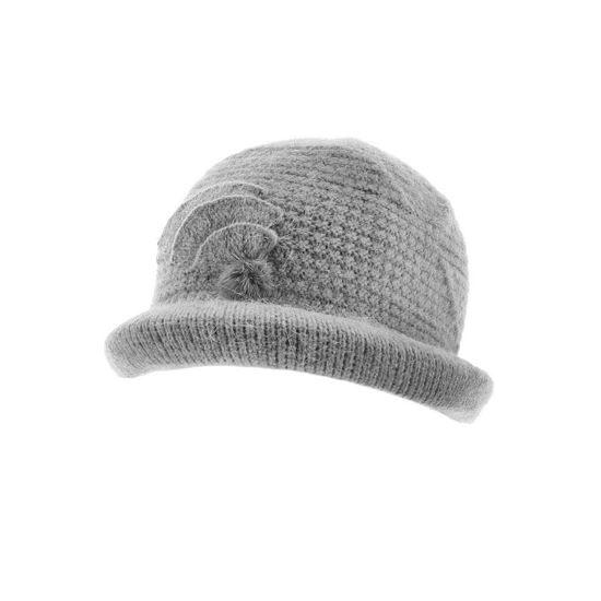 Immagine di PIERRE CARDIN - Cappello cloche in lana con dettaglio frontale