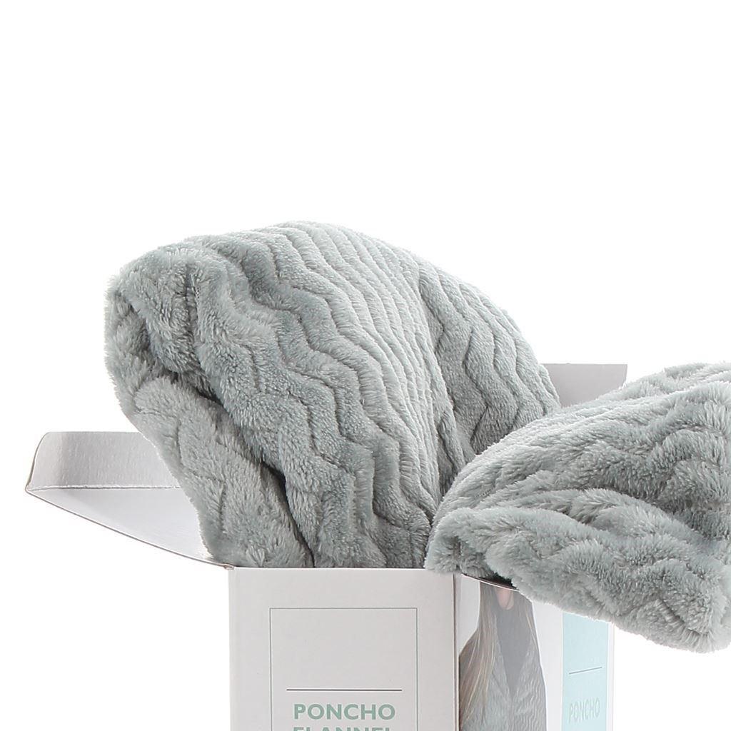 Immagine di FZ- Poncho Flannel modello NEW GIULY