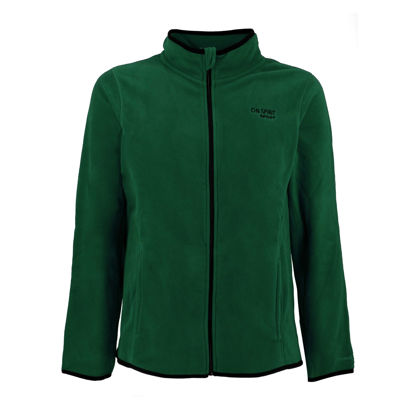 Immagine di ON SPIRIT - PILE FULL ZIP UOMO NIGHT FOREST GREEN