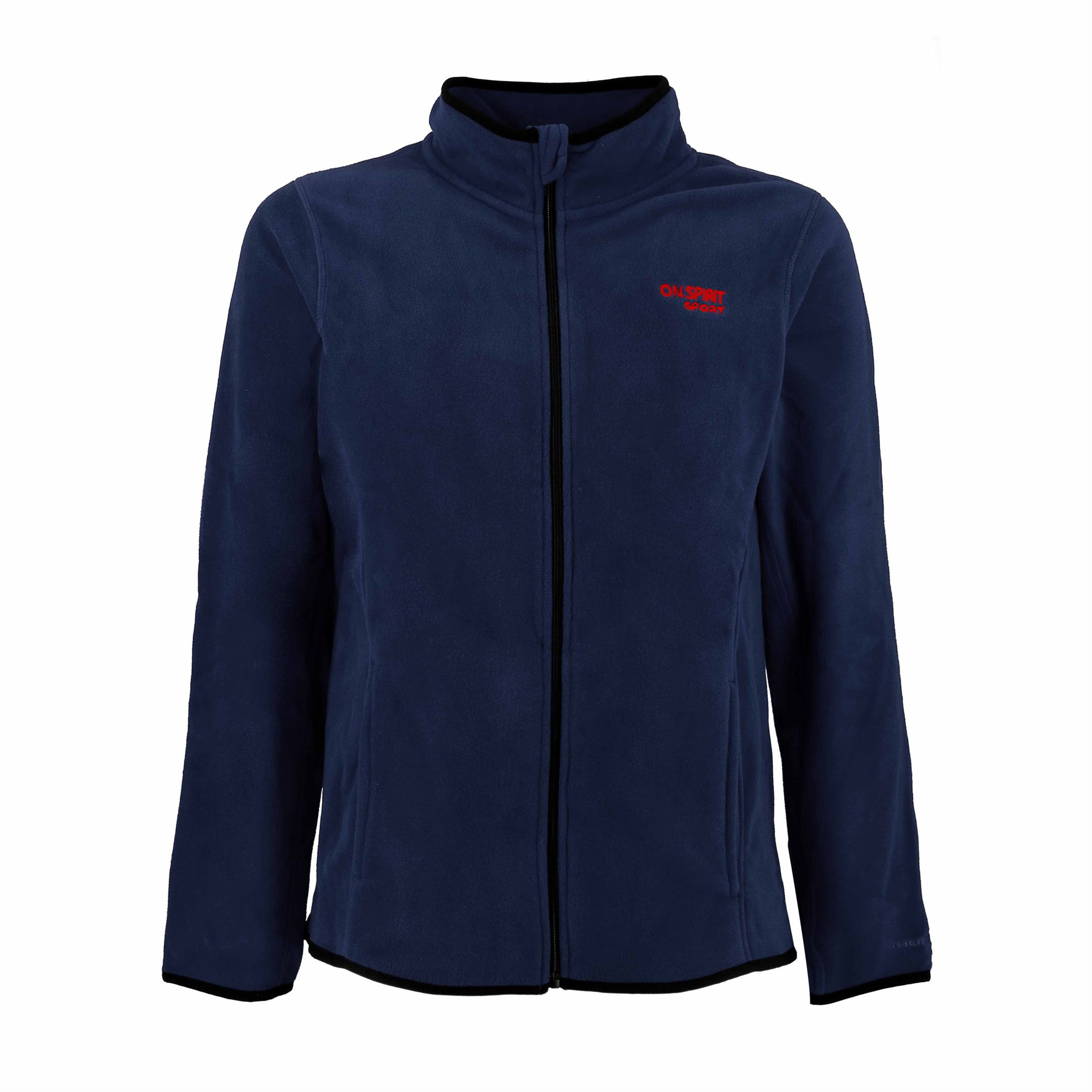 Immagine di ON SPIRIT - PILE FULL ZIP UOMO NIGHT BLUE