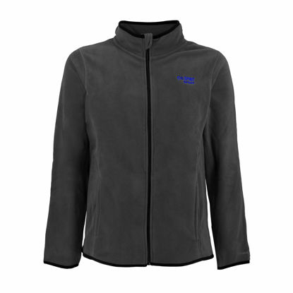 Immagine di ON SPIRIT - PILE FULL ZIP UOMO NIGHT LEAD ANTHRACITE
