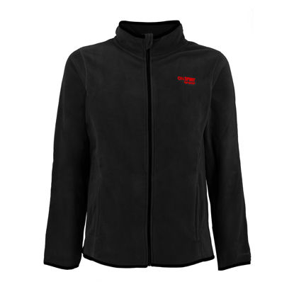 Immagine di ON SPIRIT - PILE FULL ZIP UOMO NIGHT BLACK