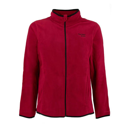 Immagine di ON SPIRIT - PILE FULL ZIP UOMO RED
