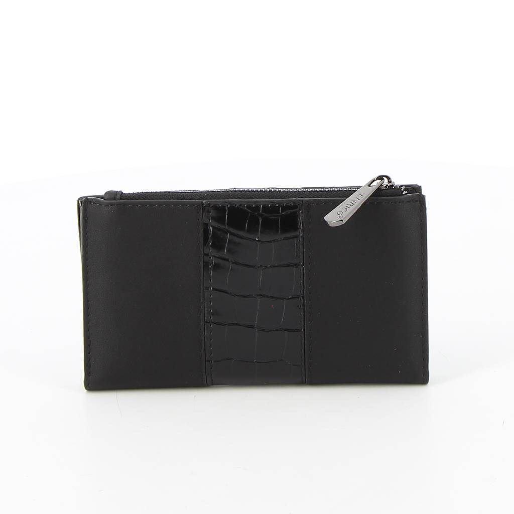 Immagine di ENRICO COLLEZIONE - Portafoglio con scomparto porta carte di credito e inserto in cocco