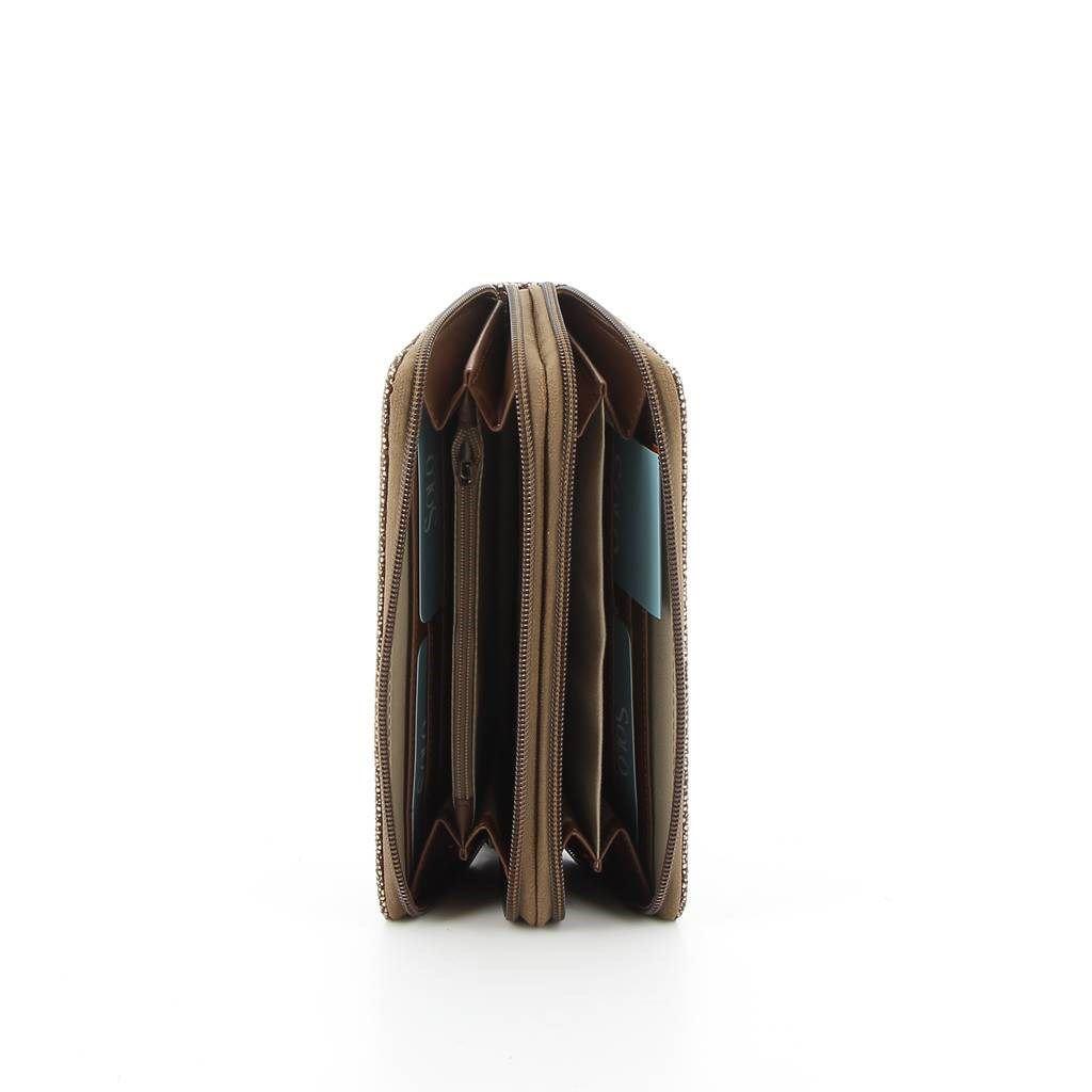 Immagine di SOLO SOPRANI - LINEA TAPIRO Portafoglio con doppia cerniera