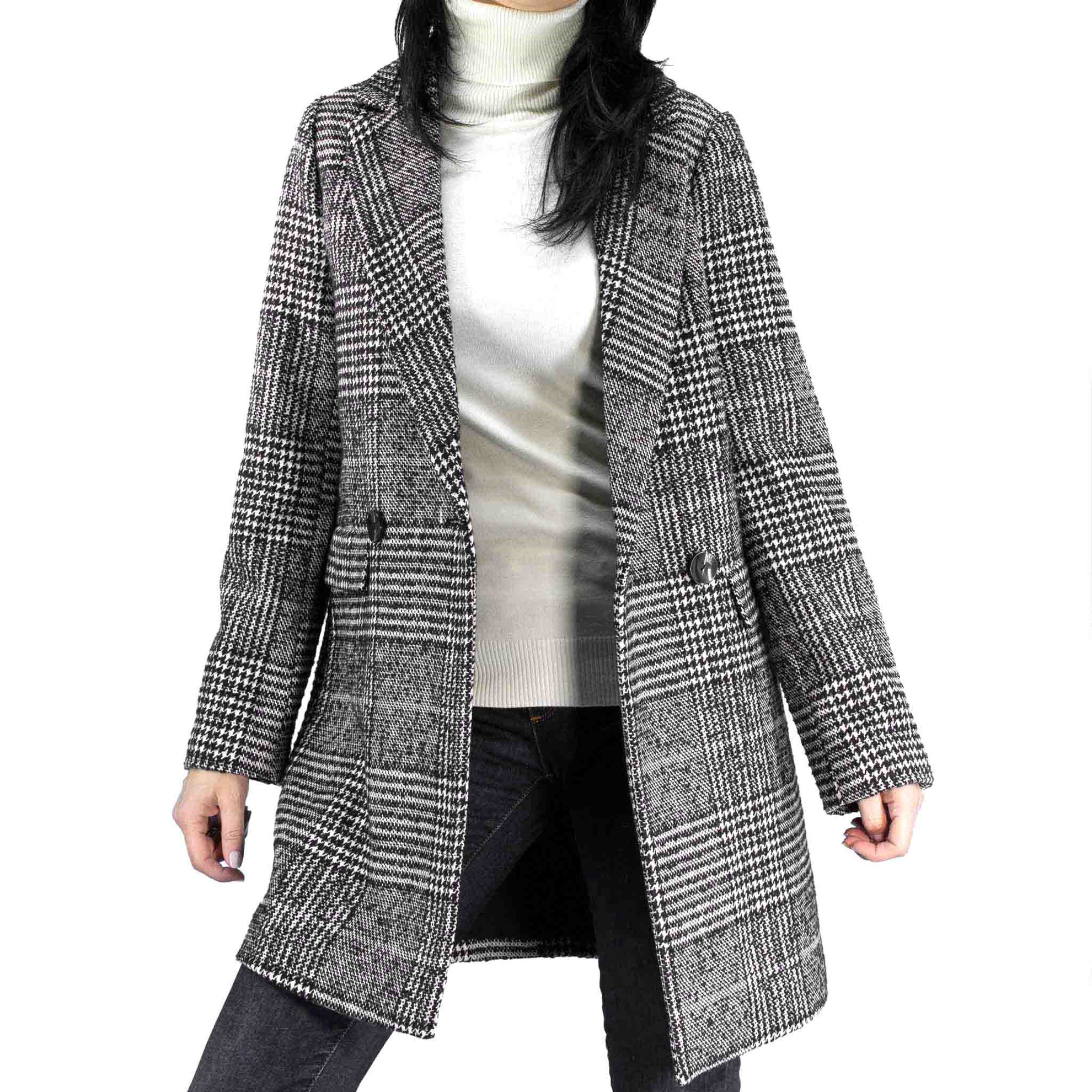 Immagine di CAPPOTTO NEWSELENA LIFE WOOL CLOUD DANCE