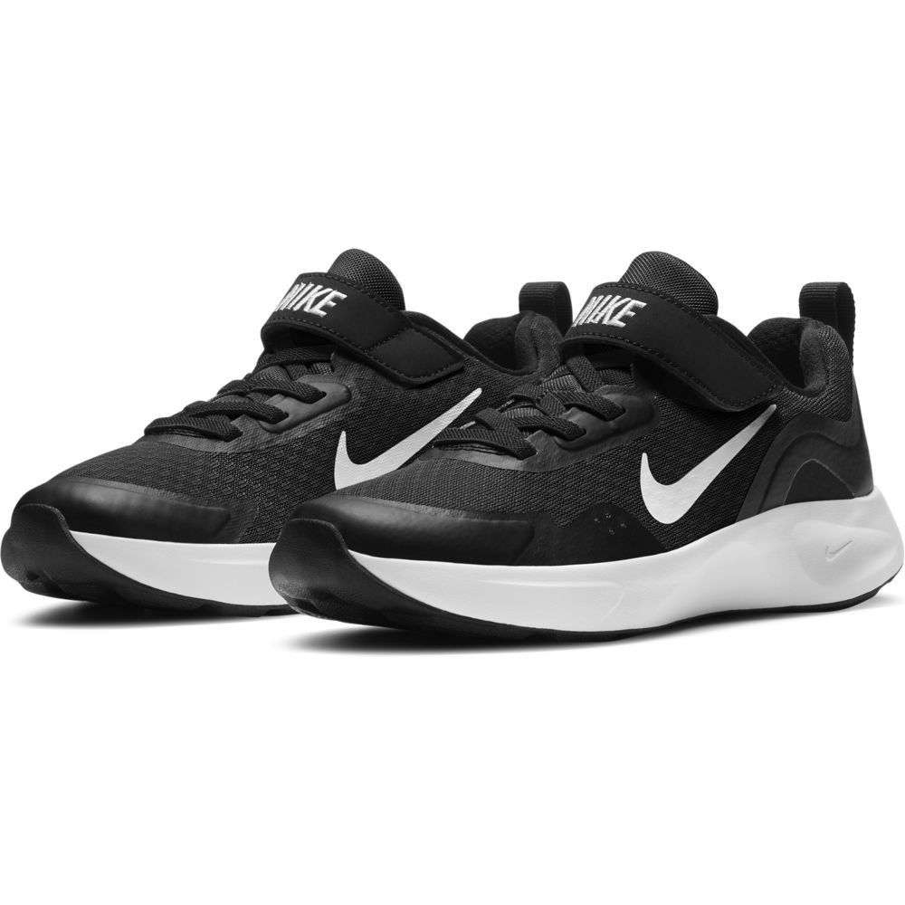 Immagine di NIKE - SCARPA WEARALLDAY PS 11-3 BLACK-WHITE