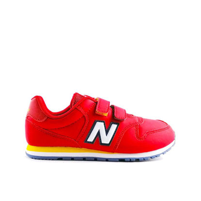 Immagine di NEW BALANCE - SCARPA KIDS LIFESTYLE CLASSIC RED SYNTHETIC / TEXTILE