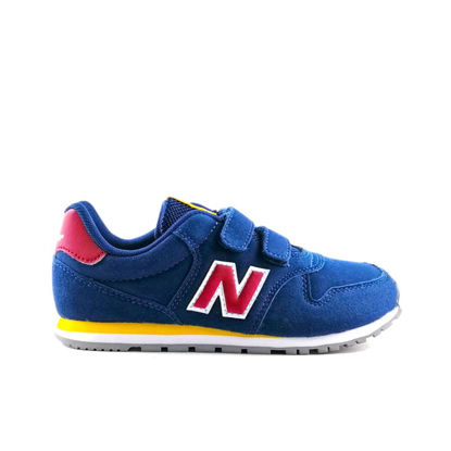 Immagine di NEW BALANCE - SCARPA KIDS LIFESTYLE NAVY SYNTHETIC / TEXTILE
