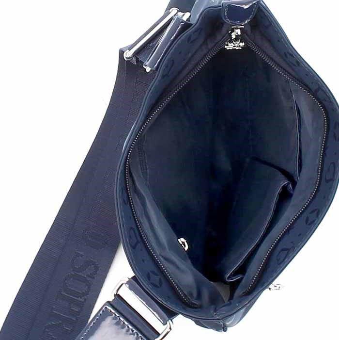 Immagine di SOLO SOPRANI - Tracolla con tasca frontale
