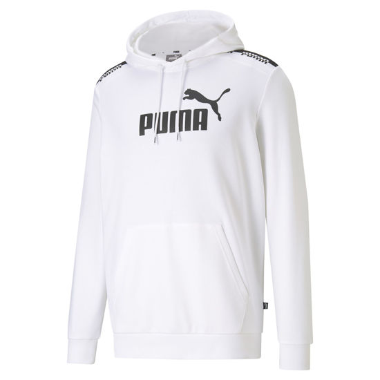 Immagine di SWEAT C/CAPP.AMPLIFIED HD TR WHITE