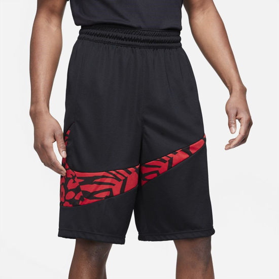 Immagine di NIKE - SHORT DRY SHORT HBR 2.0 PRINT BLACK-RED