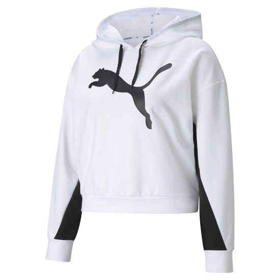 Immagine di PUMA - SWEAT C/CAPP.MODERN SPORTS HD WHITE