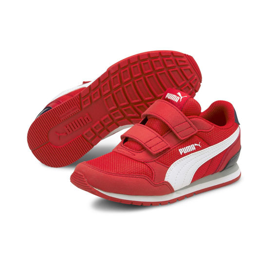 Immagine di SCARPA ST RUNNER MESH PS 10-2% RED-WH-PE