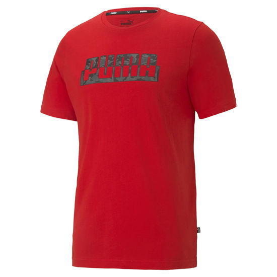 Immagine di T-SHIRT MM CORE CAMO GRAPHIC TEE RED