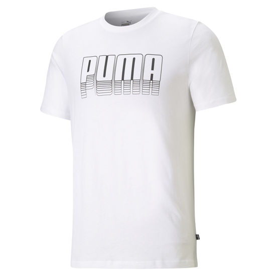 Immagine di T-SHIRT MM BASIC TEE WHITE