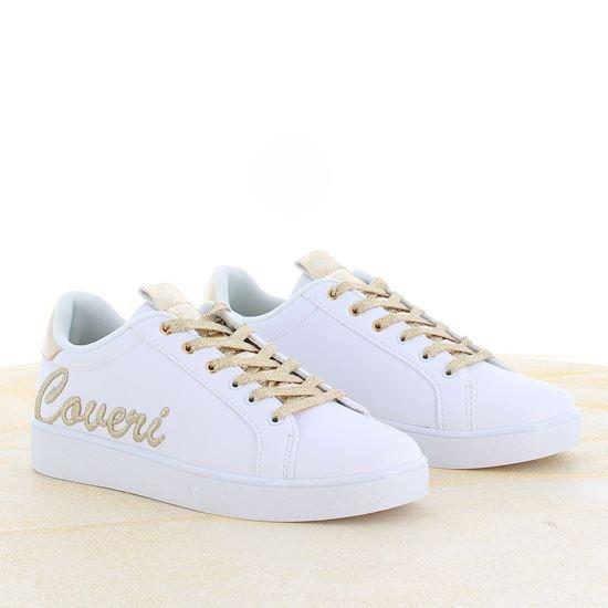Immagine di ENRICO COVERI - Sneakers con fondo glitterato