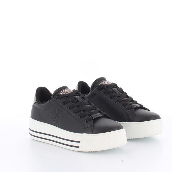 Immagine di ENRICO COVERI - Sneakers platform con logo laterale
