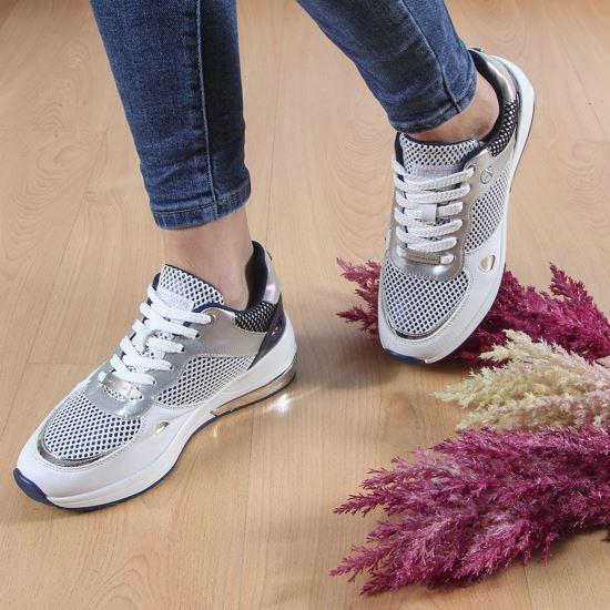Immagine di ENRICO COVERI CONTEMPORARY - Sneakers con dettagli metallici