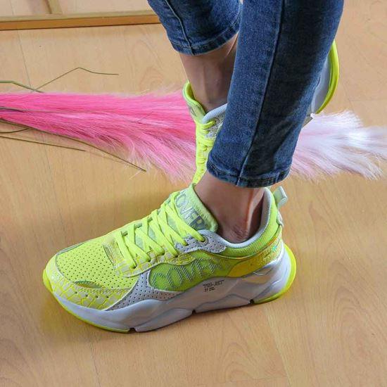 Immagine di ENRICO COVERI - Sneakers Sportswear con dettagli in cocco