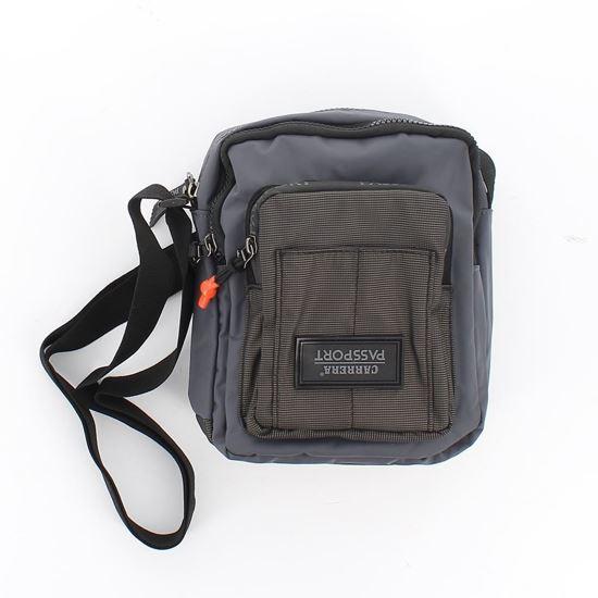 Immagine di CARRERA - Borsello con doppio scomparto e tasca frontale zip