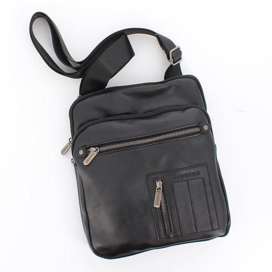 Immagine di CARRERA - Borsello con tasca frontale e due taschini zip