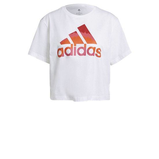 Immagine di ADIDAS - T-SHIRT MM FARM G CRO WHITE-RED