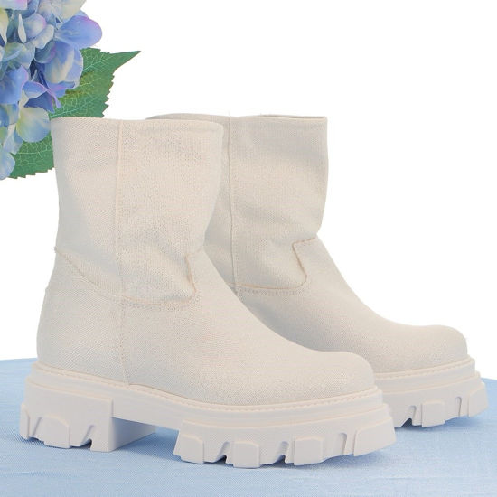 Immagine di ROXY ROSE - Chunky boots MADE IN ITALY -