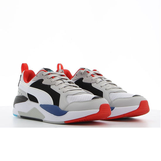 Immagine di PUMA - SCARPA X-RAY GREY-WHITE-BLACK-RED