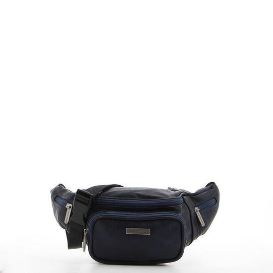 Immagine di LOTTO – Marsupio blu con 5 tasche