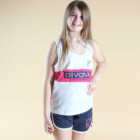 Immagine di GIVOVA - GIRL TOP CON SHORT