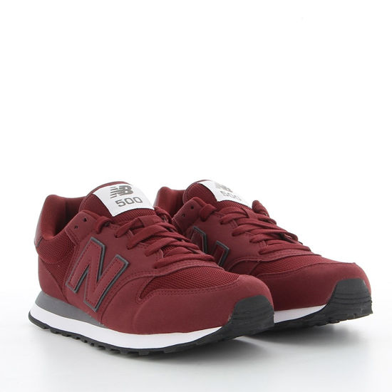 Immagine di SCARPA LIFESTYLE SYNTHETIC BURGUNDY